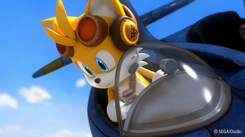 Sonic s'attaquera au cinéma en 2018