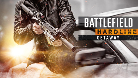 Battlefield Hardline : Getaway sur PS4