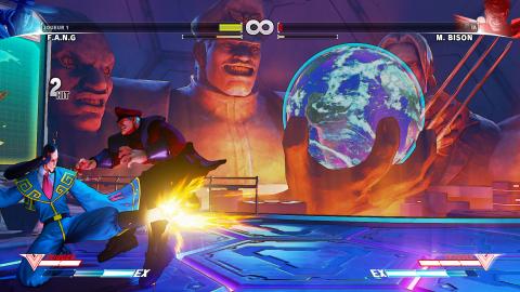 Street Fighter V passe à l'offensive !