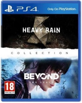 The Heavy Rain and Beyond: Two Souls Collection sur PS4