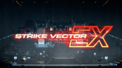 Strike Vector EX sur PS4