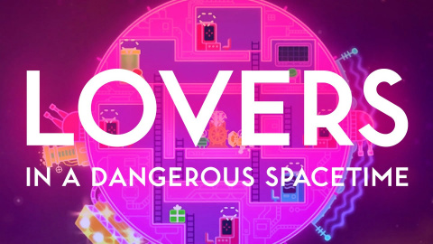 Lovers in a Dangerous Spacetime sur ONE