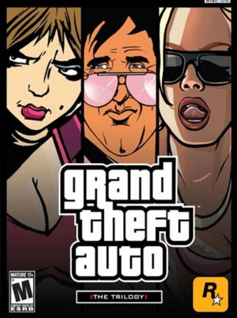 Grand Theft Auto : The Trilogy sur PS4
