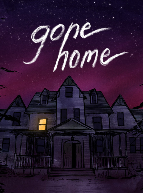 Gone Home sur ONE