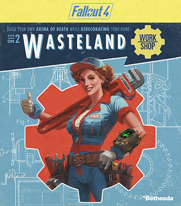 Fallout 4 : Wasteland Workshop sur ONE