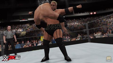 WWE 2K16 débarque sur PC le mois prochain et se montre en images