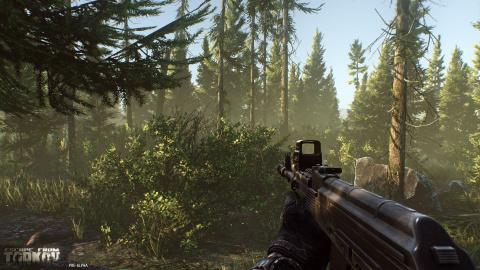 Escape from Tarkov - Trailer de gameplay