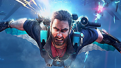 Just Cause 3 :  Sky Fortress