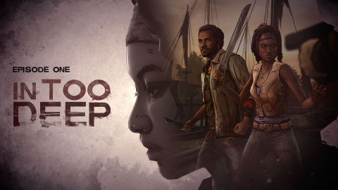 The Walking Dead : Michonne : Episode 1 - In too deep sur PS3