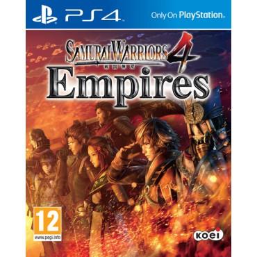 Samurai Warriors 4 : Empires sur PS4