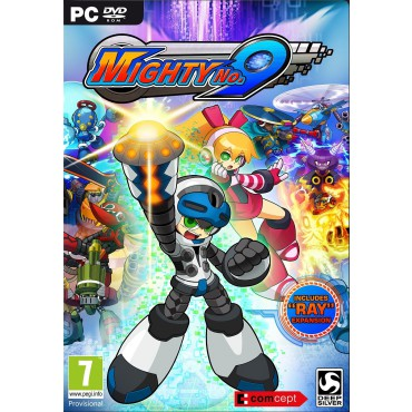 Mighty n°9 sur PC