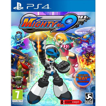 Mighty n°9 sur PS4