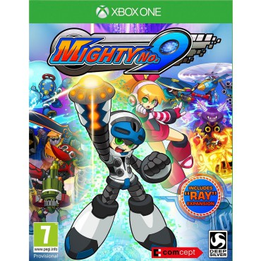 Mighty n°9 sur ONE