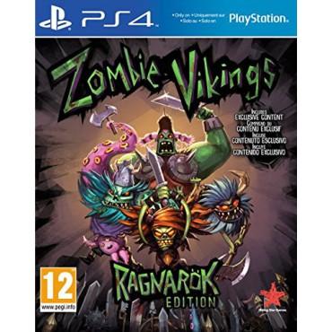 Zombie Vikings sur PS4