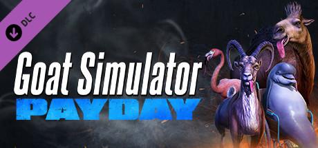 Goat Simulator : PAYDAY sur PC