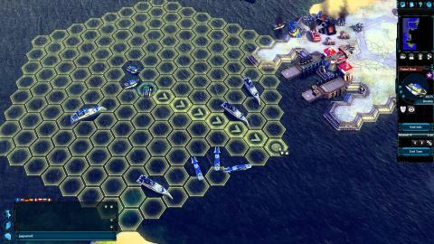 Battle Worlds : Kronos listé sur PlayStation 4 et Xbox One