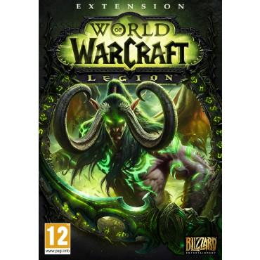 World of Warcraft : Legion sur Mac