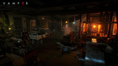 Vampyr, un jeu à croquer : E3 2016