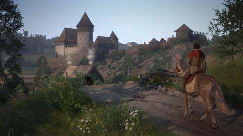 Kingdom Come Deliverance : Warhorse utilisera à nouveau le CryEngine pour sa suite