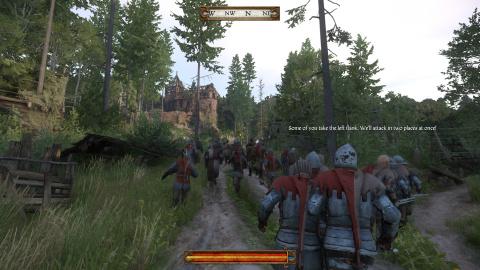 Kingdom Come : Delivrance - Quand RPG et Histoire font bon ménage