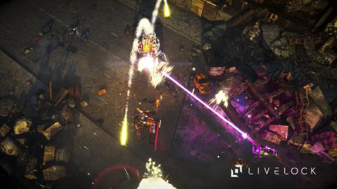 Livelock - L'avènement des machines : E3 2016