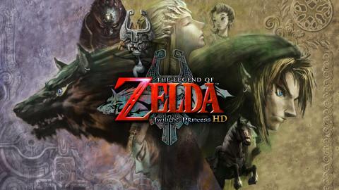 Jaquette de The Legend of Zelda : Twilight Princess HD - Un remaster réussi, mais un poil paresseux sur WiiU