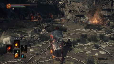 Dark Souls 3 - Du gameplay vidéo et des screenshots inédits