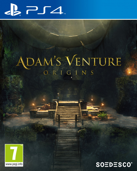 Adam's Venture: Origins sur PS4