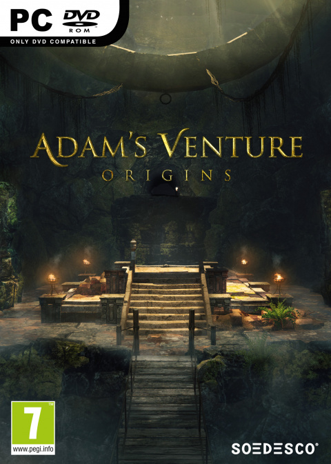 Adam's Venture: Origins sur PC