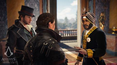 """Assassin's Creed Syndicate : le DLC """"Le dernier Maharaja"""" à découvrir"""