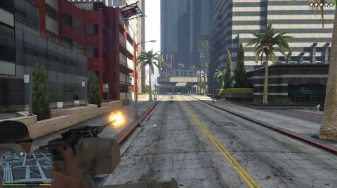 GTA 5 : Un Los Santos plus fou que jamais avec les mods
