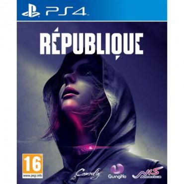 République sur PS4