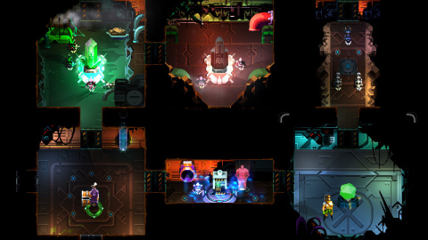 Dungeon of the Endless date sa sortie sur PlayStation 4 et Switch
