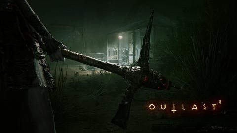 Solution complète de Outlast 2