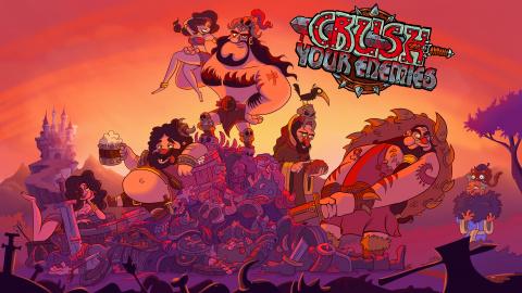Jaquette de Crush Your Enemies : un jeu de stratégie plaisant sans fioritures