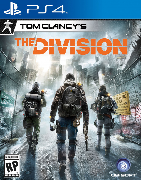tom clancy 39 s the division sur playstation 4. Black Bedroom Furniture Sets. Home Design Ideas
