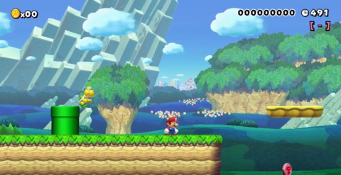 Nintendo Direct : Super Mario Maker se met à jour