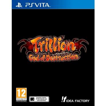 Trillion: God of Destruction sur Vita
