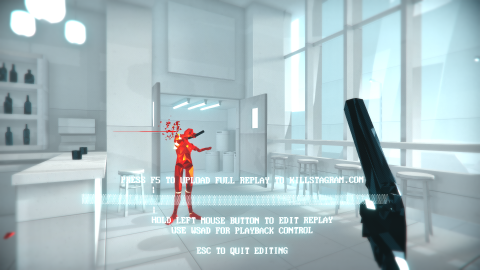 Superhot : Le Matrix Simulator qui tente de renouveler le FPS