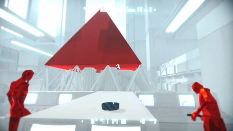 SUPERHOT repéré sur Switch par un dataminer