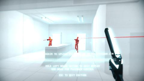 SUPERHOT : Des DLC et une exclusivité Oculus Rift