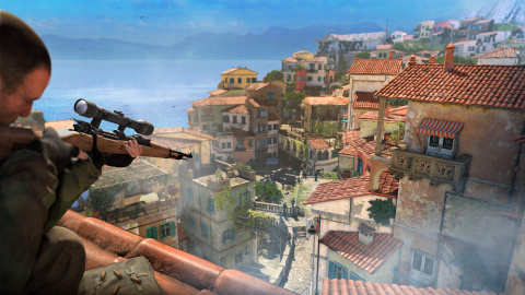 Sniper Elite 4 sort de l'ombre