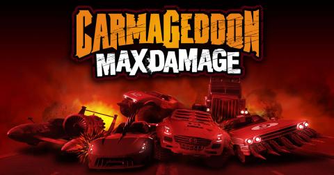 carmageddon : Max Damage sur PS4