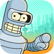 Futurama : Game of Drones sur Android