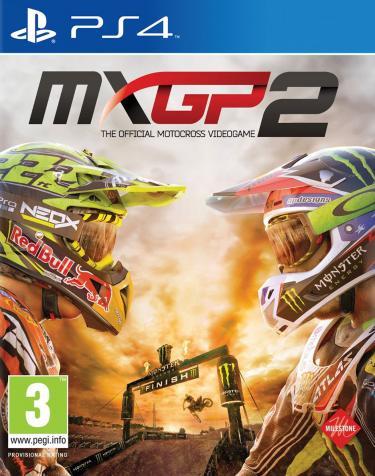 MXGP 2 : The Official Videogame sur PS4