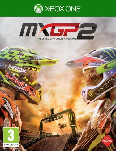 MXGP 2 : The Official Videogame sur ONE