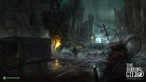 The Sinking City, solution complète