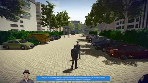 jeu rencontre simulation