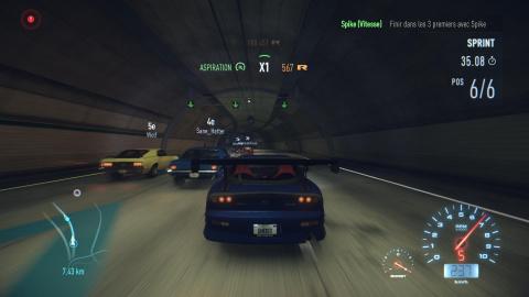 Need for Speed : La version d'essai disponible sur EA Acess