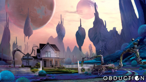 Obduction sur PC
